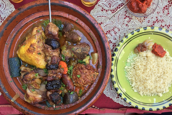 summer2016moroccanfood